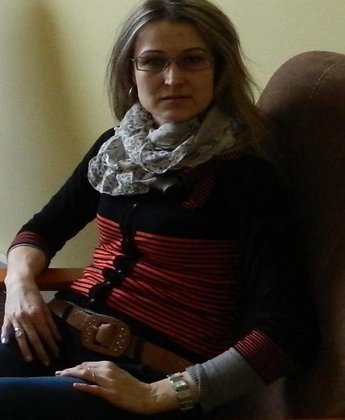 Mgr Anna Ręklewska
