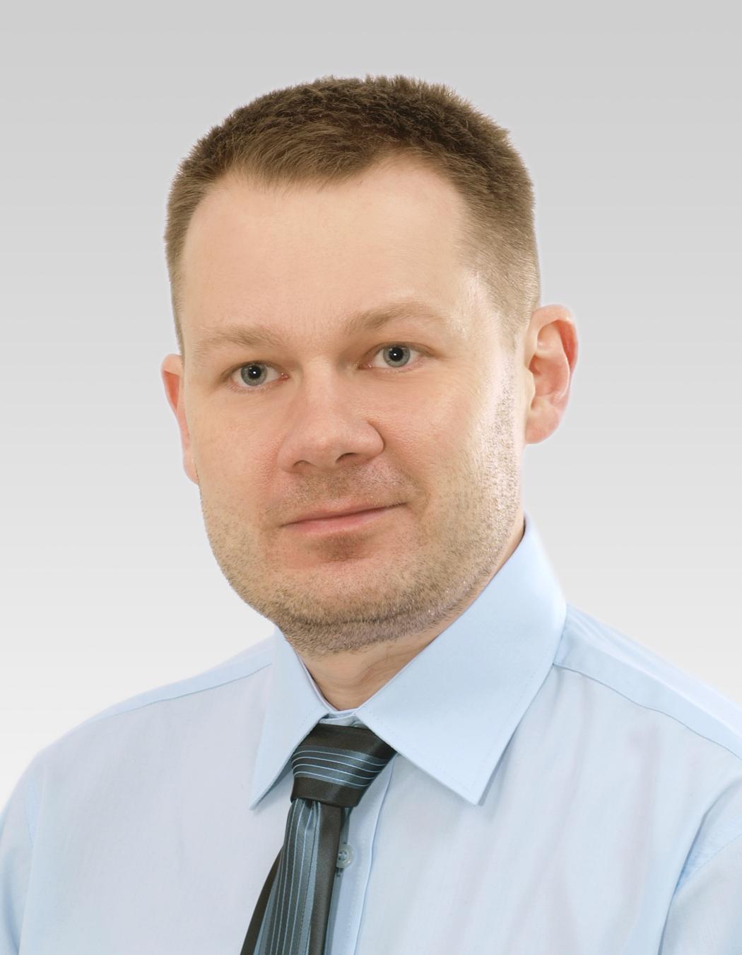 Lek. Sebastian Małek