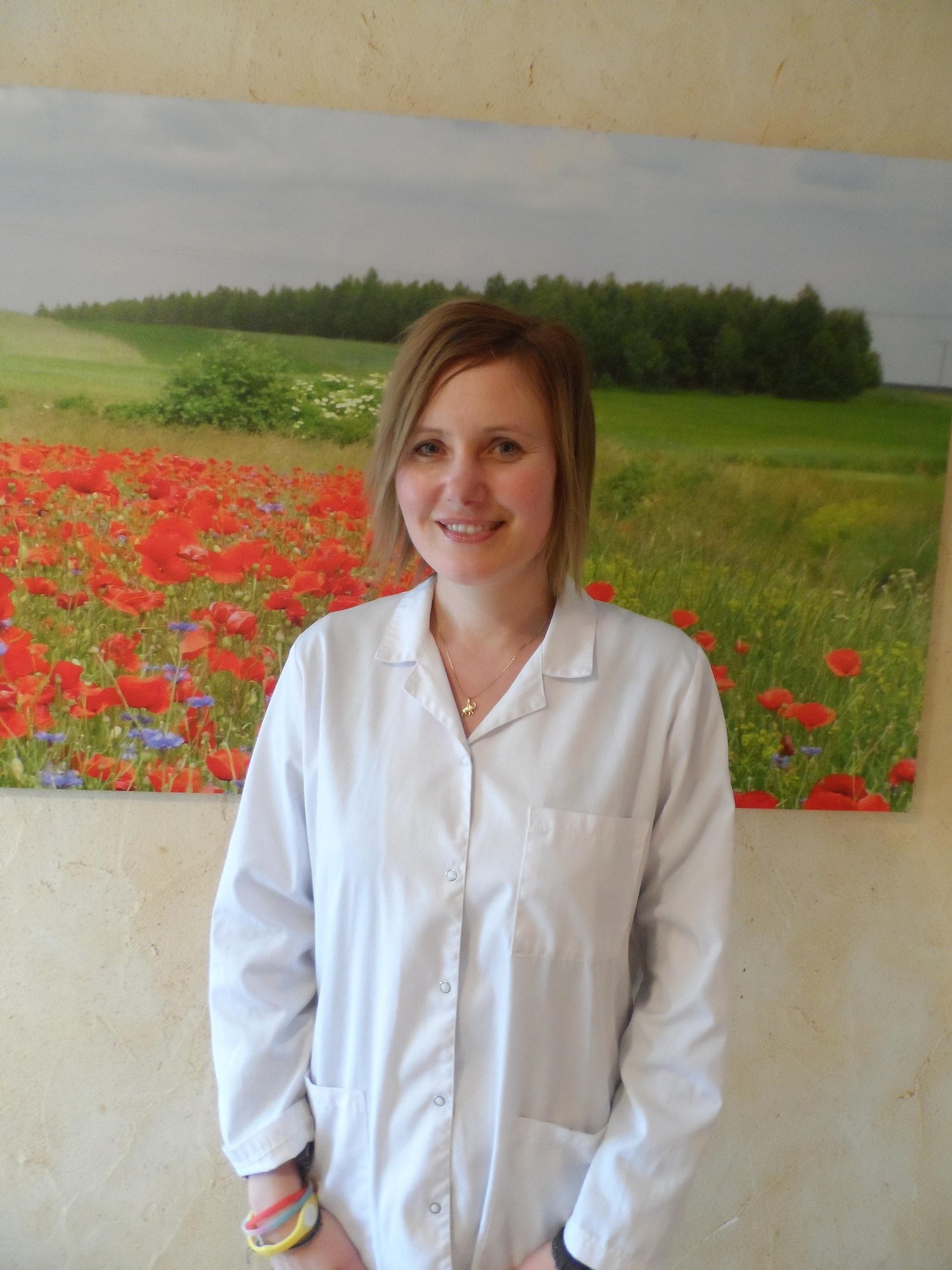 Mgr Agnieszka Kaźmierska