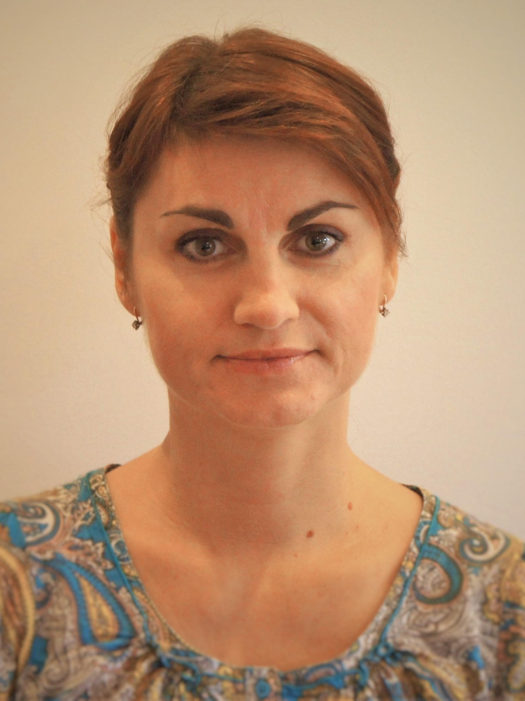 Mgr inż. Maria Jagiełło