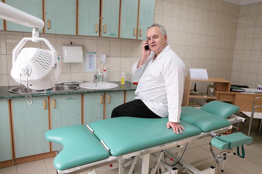 Lek. Piotr Romańczuk