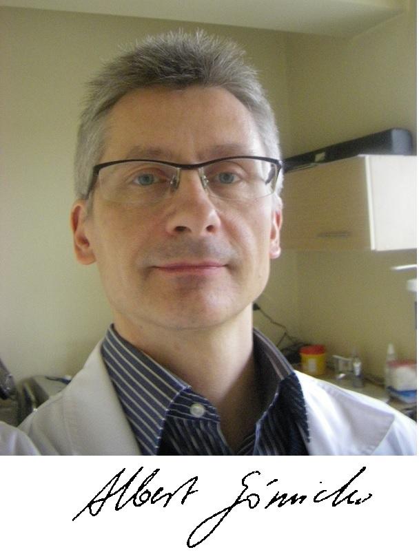 Dr n. med. Albert Górnicki