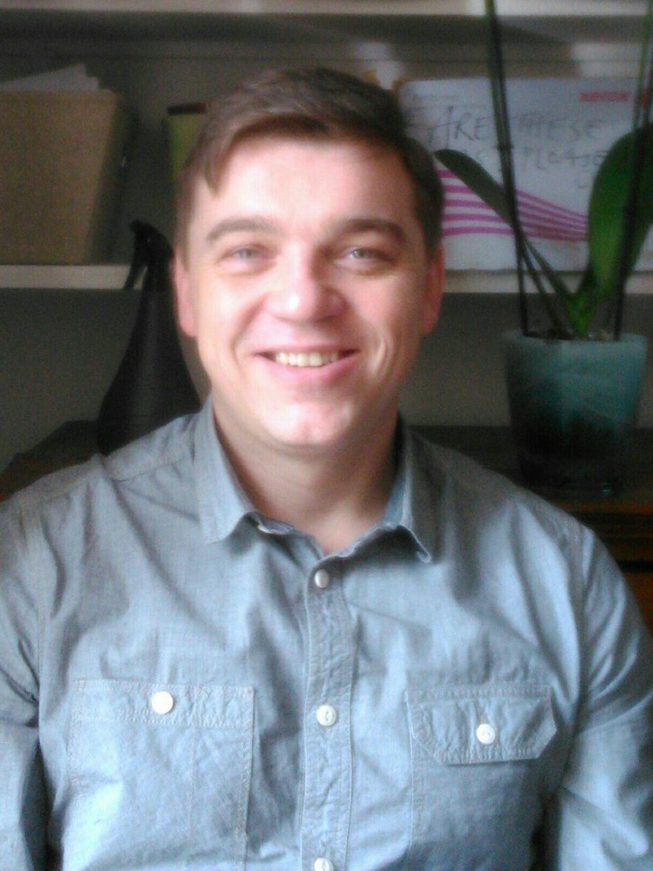 Hipnoterapeuta/Psychoterapeuta kliniczny Frank Barton