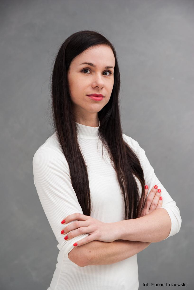 Mgr inż. Paulina Roziewska